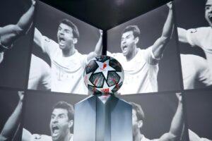 UEFA Champions League İstanbul adidas