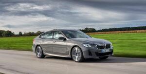 Yeni BMW 630i Gran Turismo