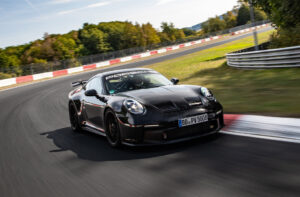 Porsche 911 GT3 Lastik Tercihi Michelin Pilot Sport Cup