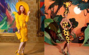sarı renk kıyafetler