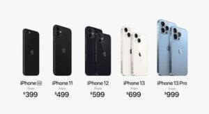 Yeni İphone 13 Fiyatı